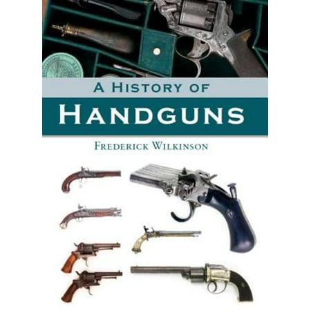 A History of Handguns - Halloween Uk History