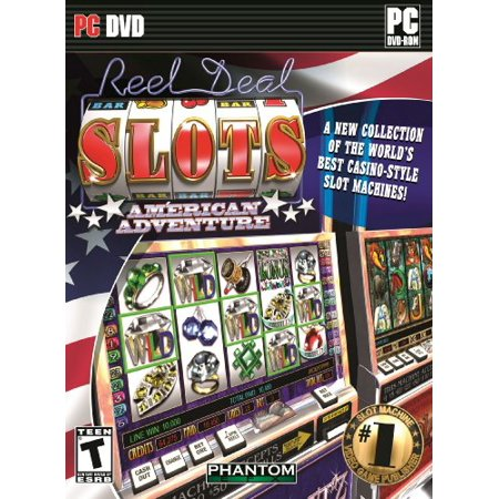 Phantom Reel Deal Slots - American Adventure [windows Xp Or Higher (32-bit)]
