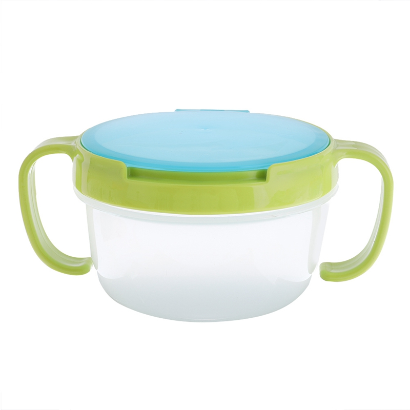 Baby Kid No Spill Bowl Balance Food Snack Bowl Cup Safe Pot Container Selling