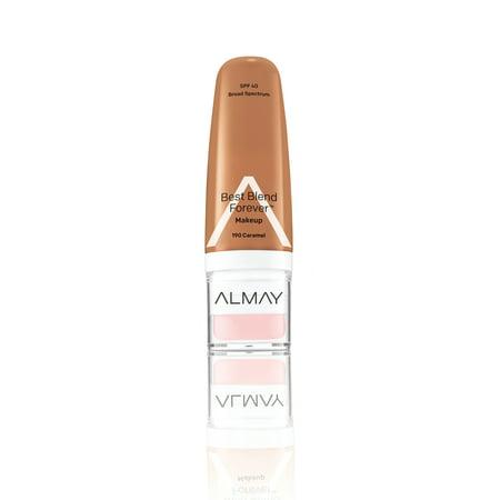 Almay Best Blend Forever Makeup, Caramel, 1 fl oz
