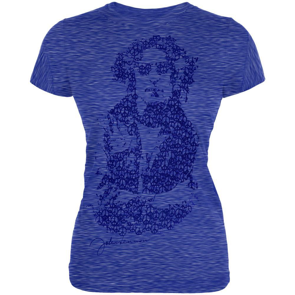 John Lennon - Peace Juniors T-Shirt