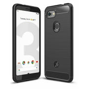 For Google Pixel 3A Case, Heavy-Duty Shockproof Protective Cover Armor, Shock Adsorption, Drop Protection, Lifetime Protection