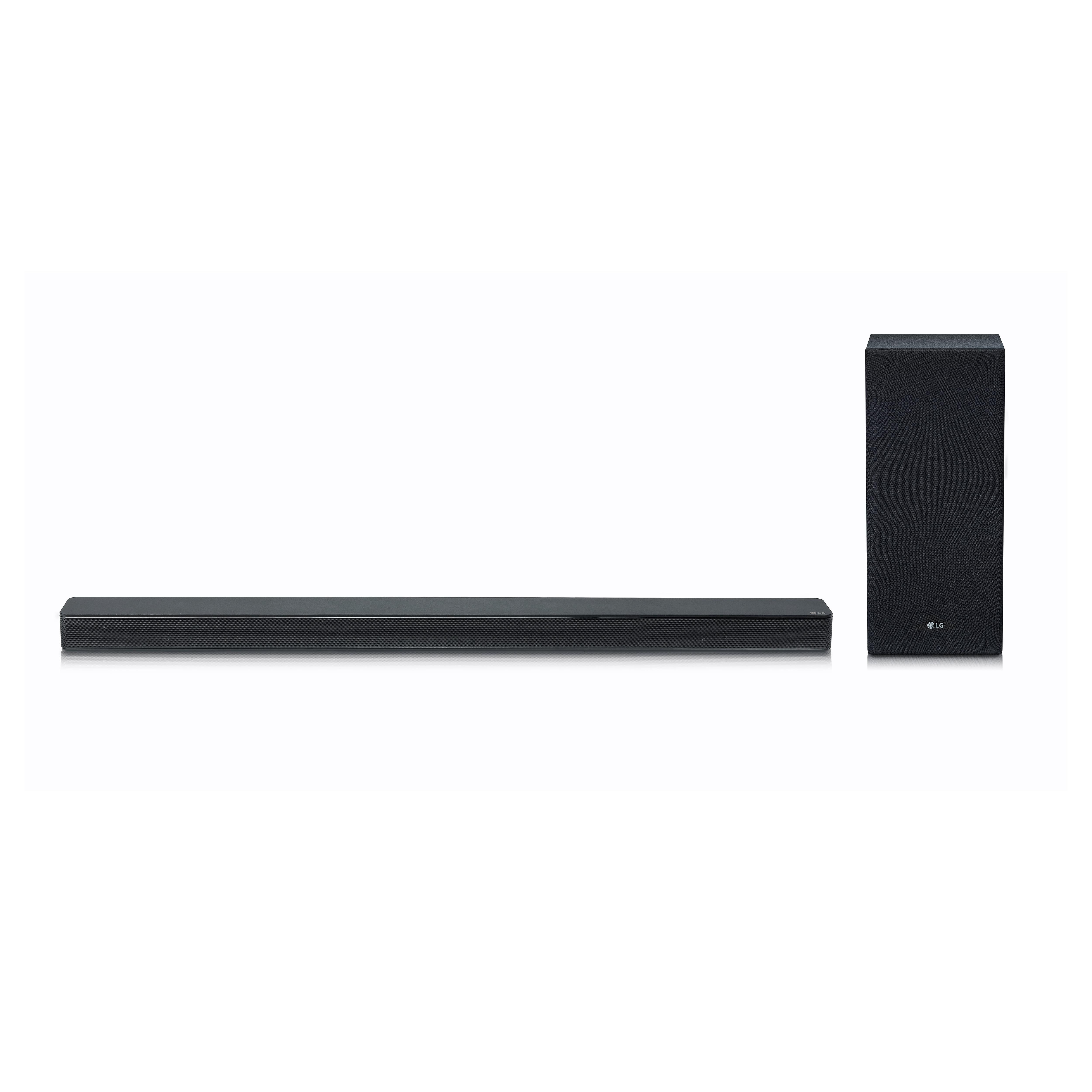 LG 2.1 Channel 360W Hi-Res Audio Soundbar with DTS Virtual:X Sound - SKM6Y