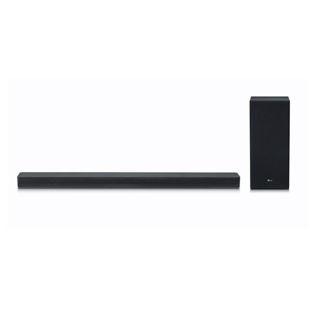 LG 2.1 Channel 360W Hi-Res Audio Soundbar with DTS Virtual:X Sound - (Lg Smart Sound Mode On Or Off)