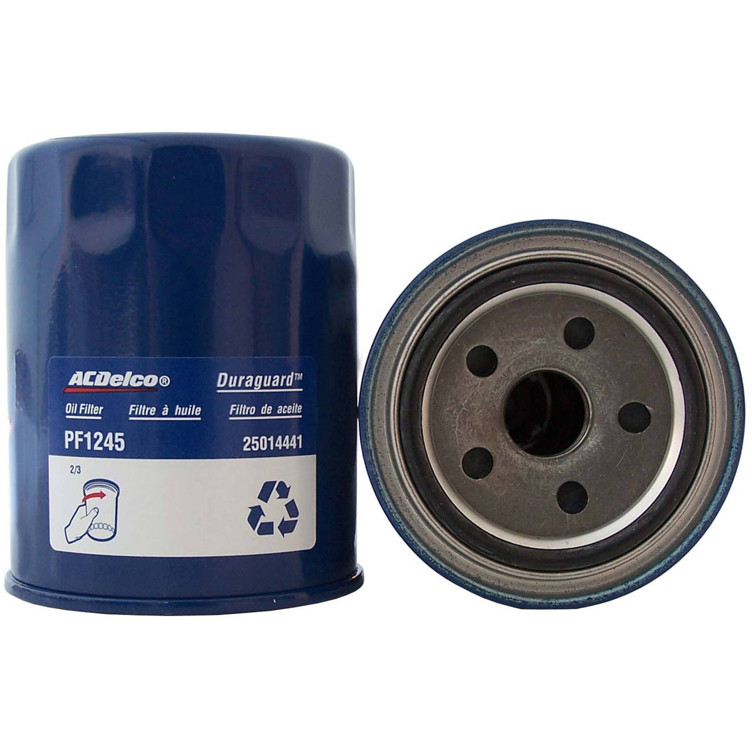 ACDelco Oil Filter, ACPPF1245