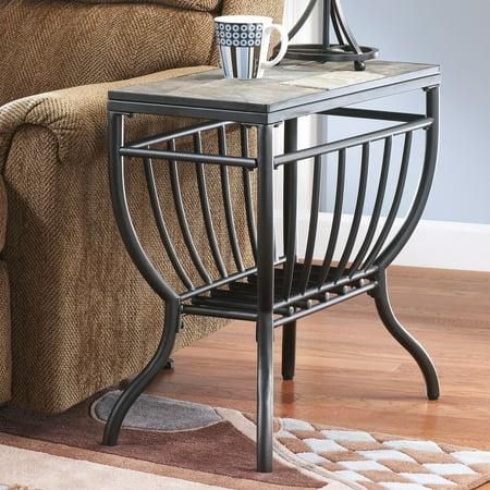 Incredible Signature Design By Ashley Antigo Chair Side End Table Beatyapartments Chair Design Images Beatyapartmentscom