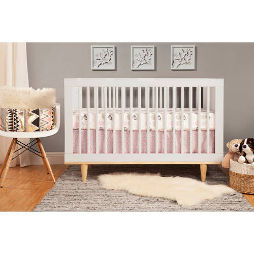 Baby Mod Marley 3-in-1 Convertible Crib, Choose Your Finish