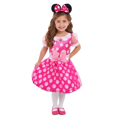 Minnie Mouse Bowdazzling Dress Boxed - Hair Dress Up
