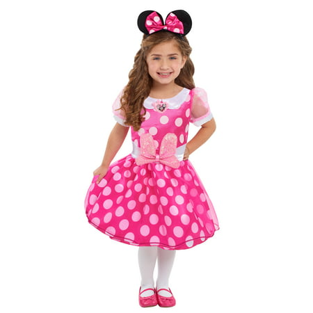 Minnie Mouse Bowdazzling Dress - Dress Up For 2 Year Olds