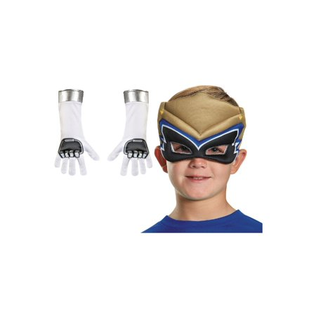 Gold Power Rangers Dino Charge Boys Mask and Gloves Set](Power Rangers Masks)