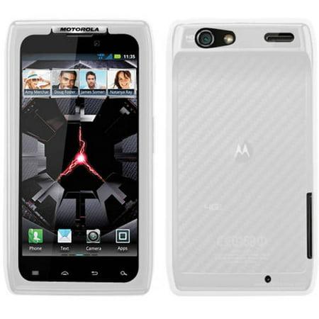 Motorola XT912 Droid Razr MyBat Solid Skin Cover