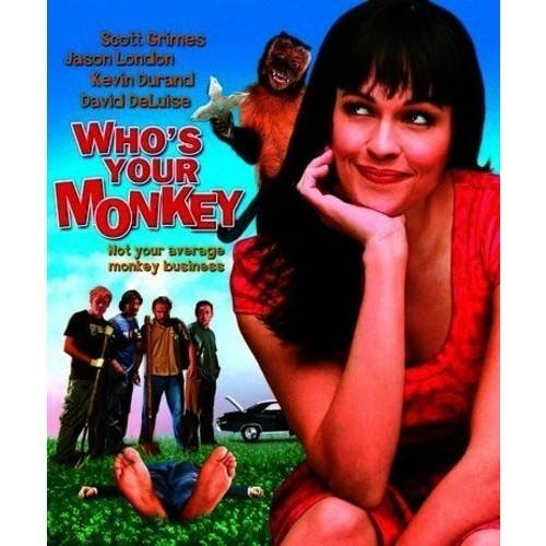 Who's Your Monkey (Blu-ray)