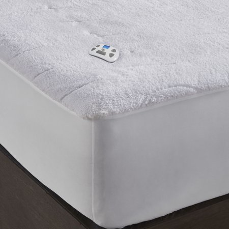 pad heated electric warming queen sherpa s loading serta mattress lowvoltage image is itm plush king bn