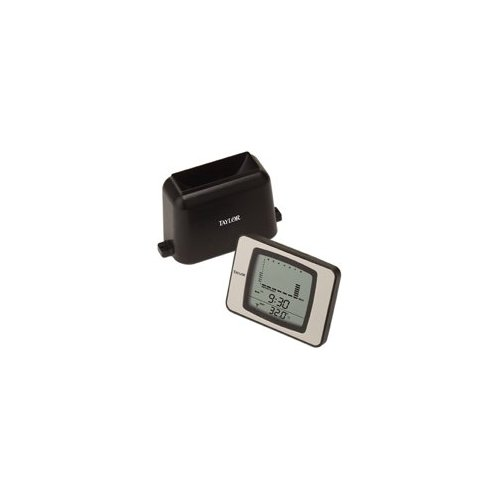 Wireless Rain Gauge & Thermometer