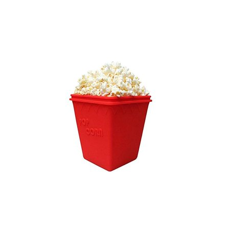microwave popcorn popper silicone bowl healthy choice bpa