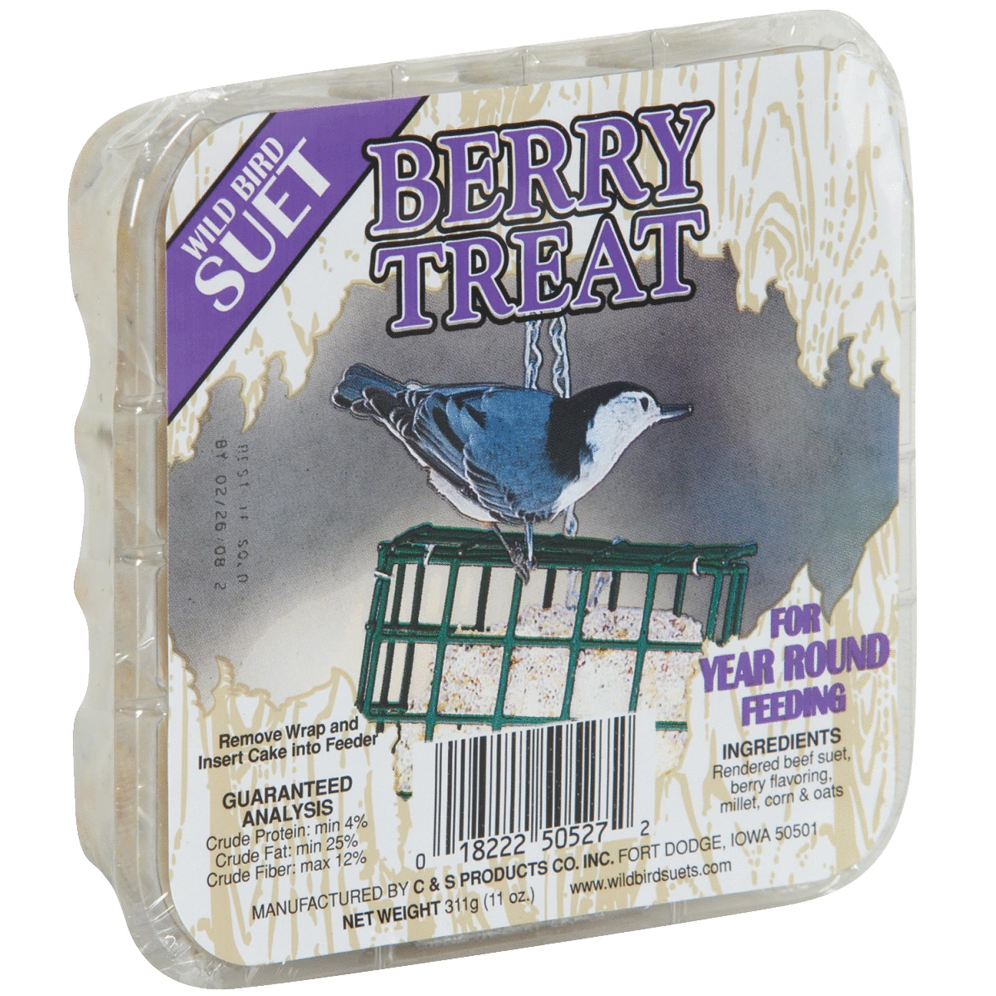 018222505272 Upc Berry Treat Wild Bird Suet Upc Lookup