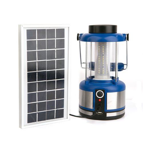 Wagan Solar Powered Classic Lantern by Overstock