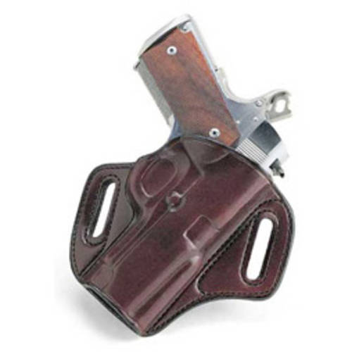 """Galco Concealable Belt Holster, Fits Sig P220, P226 with 4.5"""" Barrel, Right Hand, Havana Leather by Galco"""