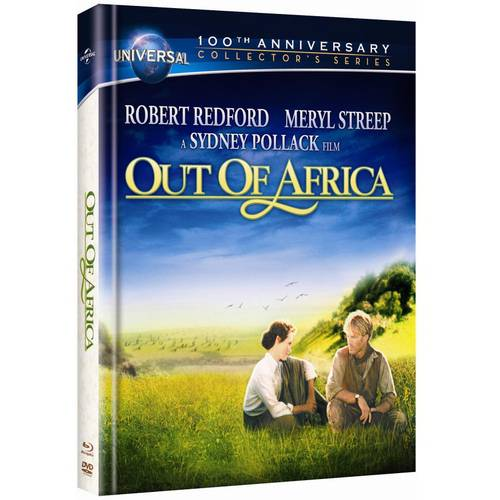 Out Of Africa (Universal 100th Anniversary Collector's Series) (Blu-ray   DVD) (With INSTAWATCH)