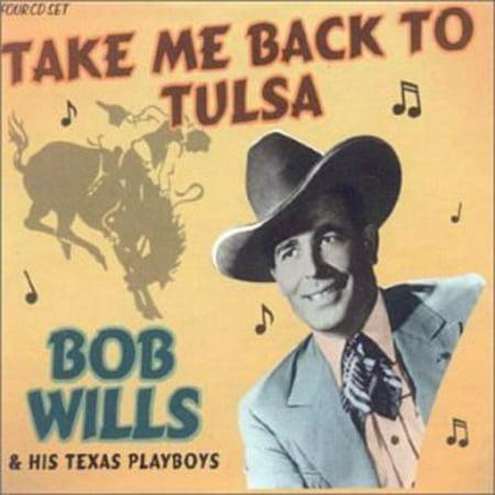 Take Me Back to Tulsa (CD)