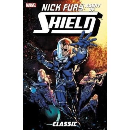 Nick Fury, Agent of S.H.I.E.L.D. Classic 2