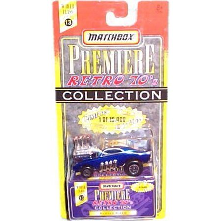 Matchbox - Premiere Collection - World Class Series 13 - Retro 70's Collection - Pi-Eyed Piper - Limited Edition (25,000) Replica