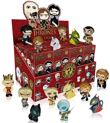 Funko Game of Thrones Series 1 Mystery Minis Mystery Box
