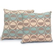 Innovex Bella Jacquard Throw Pillow (Set of 2)
