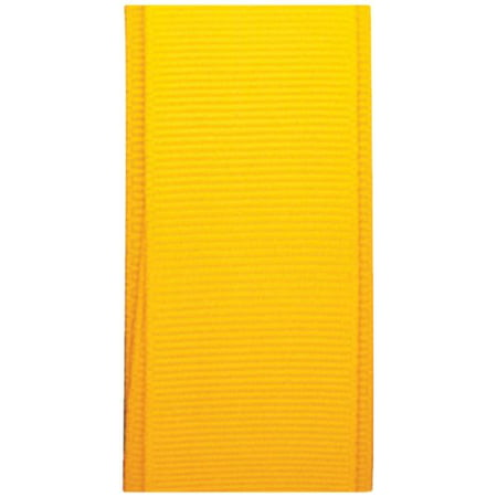Giftwrap Co. Bright Yellow Grosgrain Ribbon 7/8 inch x 12ft](Yellow Ribbons)