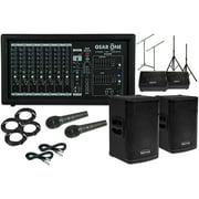 Kustom Pa Speaker Systems