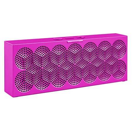 Jawbone Mini Jambox Purple Snowflake - Speaker - for portable use - wireless - (Jawbone Mini Jambox Portable Wireless Bluetooth Speaker)