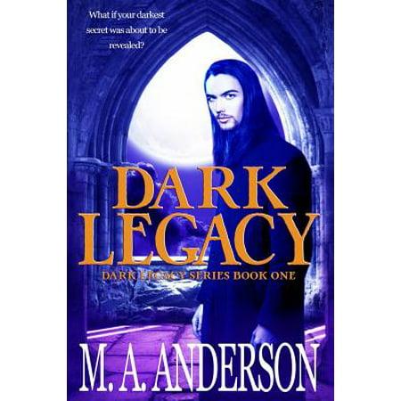 - Dark Legacy : (Book One in the Dark Legacy Urban Fantasy Series)
