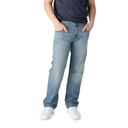 Signature by Levi Strauss & Co. S61 Relaxed Jeans (Little Boys & Big Boys)