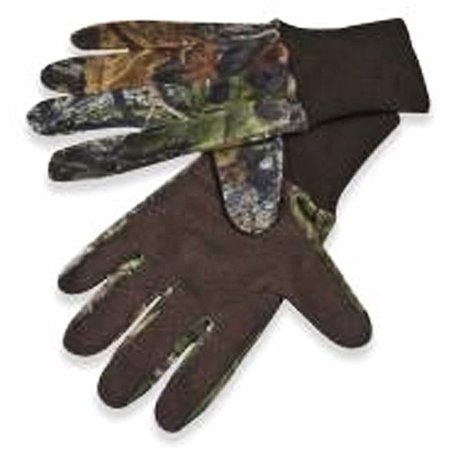 Mossy Oak Mesh Hunting Gloves