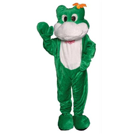 Costumes For All Occasions UP358 Frog Mascot Adult One Size