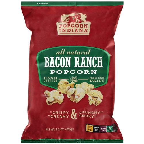 Popcorn, Indiana Bacon Ranch Popcorn, 8.3 oz