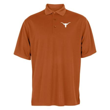 Men's Texas Orange Texas Longhorns Bevo Polo (Outdoor Polo)