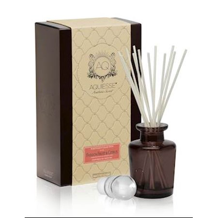Collection Reed Diffuser - FRUIT PASSION CITRUS AQUIESSE Reed Diffuser Portfolio Collection  Gift Boxed