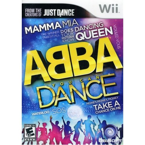 ABBA You Can Dance - Wii