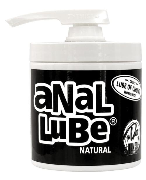 Lub för analsex