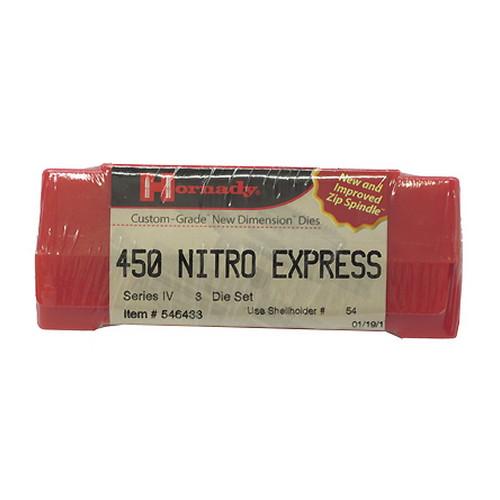Die Set 450 Nitro Express
