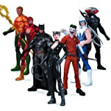 "DC Comics Justice League The New 52 6.75"" Action Figure Box Set Of 7"