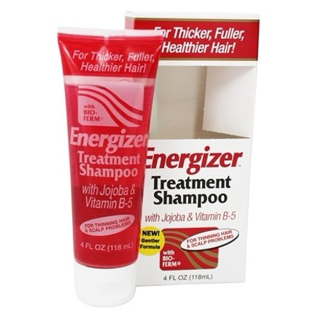 Energizer Treatment Shampoo with Jojoba & Vitamin B5 - 4 fl. oz. by Hobe Labs (pack of -
