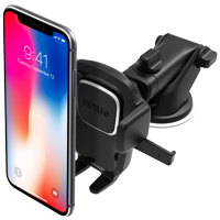 iOttie Easy One Touch 4 Dashboard & Windshield Car Mount Holder for iPhone X, 8, 8 Plus, 7 Plus, 6s Plus, 6 SE, Samsung Galaxy S8 Plus S8 Edge S7 S6 Note 8 5SE