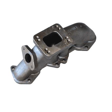 - Cast Iron Turbo Manifold T4 T3/T4 for VW Passat 93-97 GLX 4D VR6 2.8L 12V