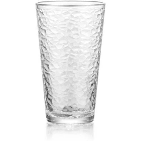 Libbey Glassware 16 Ounce Frost Cooler Glasses, 8 Count