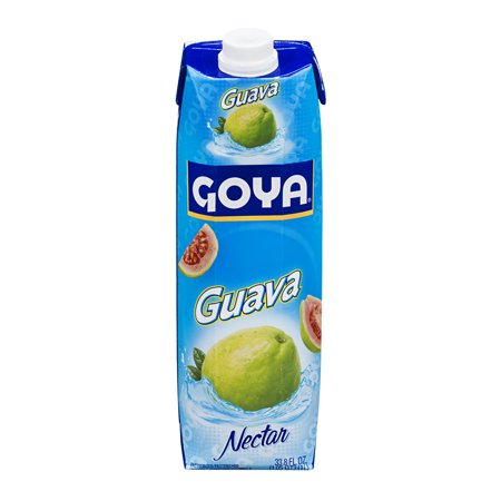 Goya Guava Nectar  33 8 Fl Oz