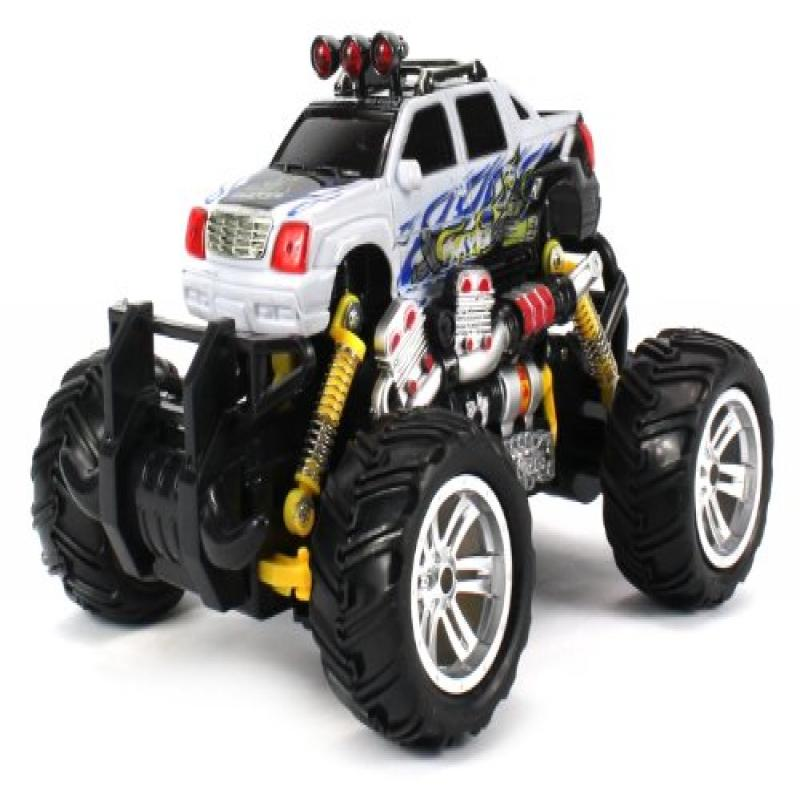 Velocity Toys Graffiti Cadillac Escalade EXT Electric RC ...