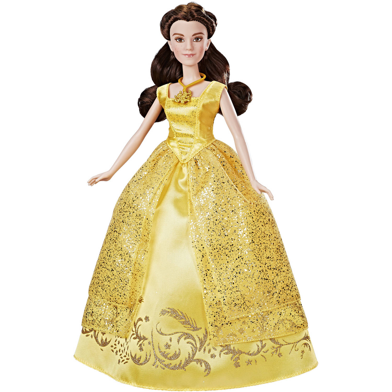 Disney Beauty & The Beast Enchanting Melodies Singing Belle Doll by Generic