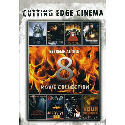 Extreme Action: 8 Movies Collection